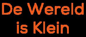DE WERELD IS KLEIN